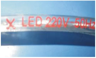 Guangdong udhëhequr fabrikë,LED dritë strip,12V DC SMD 5050 Led dritë strip 11, 2-i-1, KARNAR INTERNATIONAL GROUP LTD