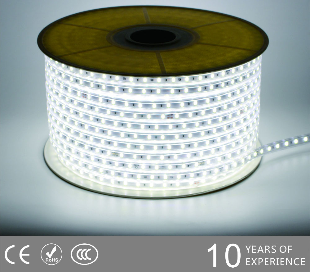 Światło LED dmx,Światło linowe LED,Lampka ledowa 110 V AC bez drutu SMD 5730 2, 5730-smd-Nonwire-Led-Light-Strip-6500k, KARNAR INTERNATIONAL GROUP LTD